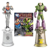 Eaglemoss DC Chess Collection Special 3 Clark Kent & Battlesuit Lex Luthor Kings - Corn Coast Comics