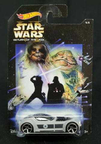 BALLISTIK  Star Wars: Return of the Jedi Hot Wheels 2014
