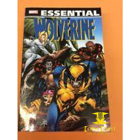 Wolverine (Marvel Essentials, Vol. 5) (v. 5) Paperback - Corn Coast Comics