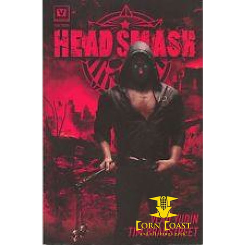 Head Smash TPB - Corn Coast Comics