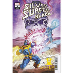 Silver Surfer: Black #4 Ron Lim Variant - New Comics