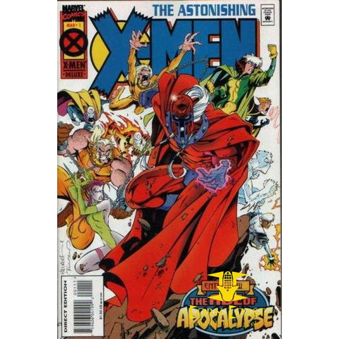 The Astonishing X-Men #1 NM - Back Issues