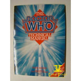 The Doctor WHO Technical Manual Mark Harris 1st Edition 1983