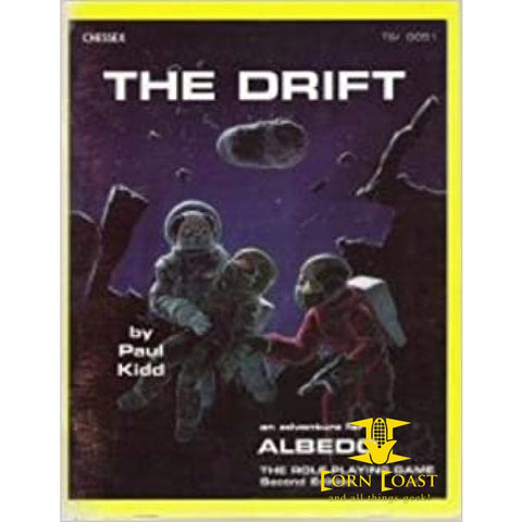 The Drift (Albedo RPG) – January 1 1994 - Role Playing Games