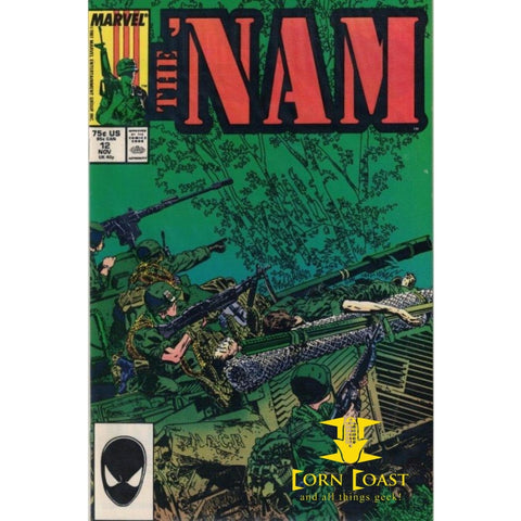 The 'Nam #12 Direct Edition NM - Back Issues