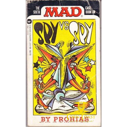The Sixth Mad Case Book On Spy Vs Spy By Prohias -