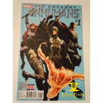 Uncanny Inhumans #1 - Back Issues