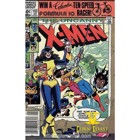 Uncanny X-Men #153 VF - New Comics