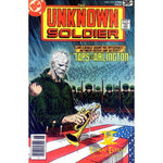Unknown Soldier #216 VF - Back Issues