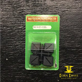 Warhammer - 20MM SQUARE BASES 8901A 1995 - OOP RARE NEW