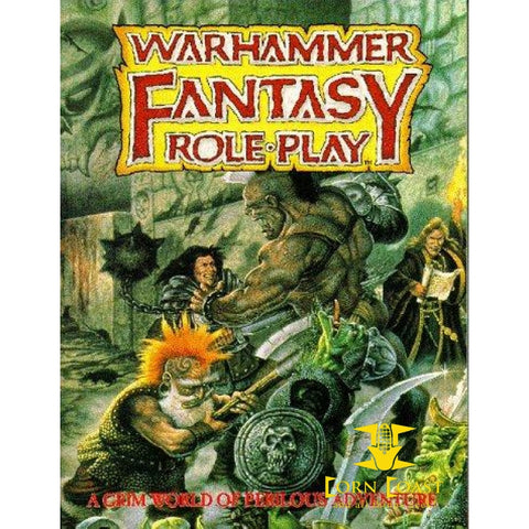 WARHAMMER FANTASY ROLEPLAY softcover - Role Playing Games