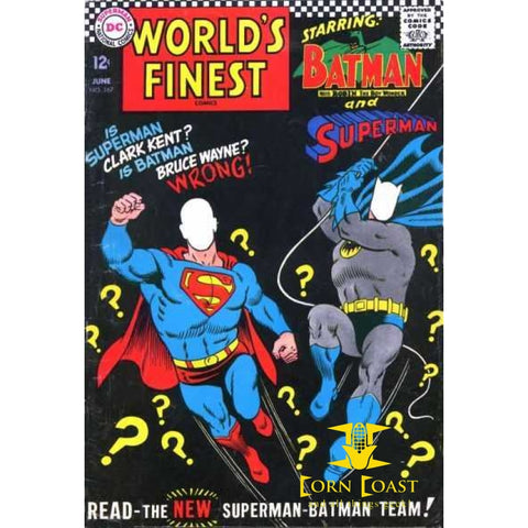 World's Finest Comics #167 GD - Back Issues