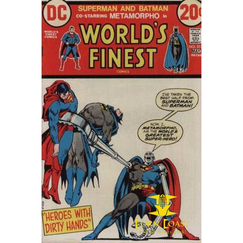 World's Finest Comics #217 VF - Back Issues