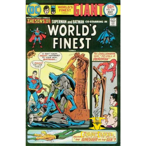 World's Finest Comics #230 - New Comics