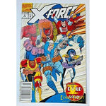 X-Force #8 - New Comics