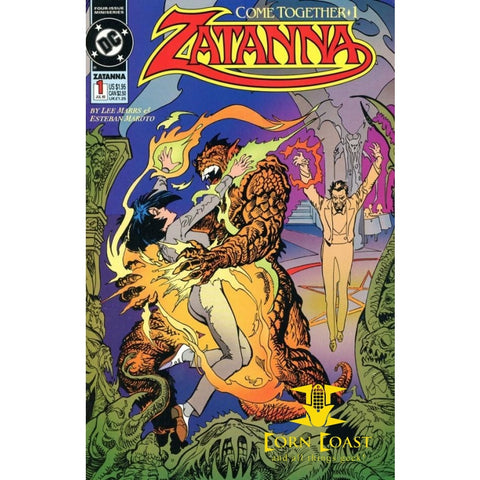Zatanna #1 NM - Back Issues