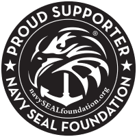 Proud Supporter of the Navy Seal Foundation