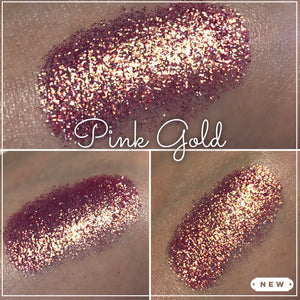 Pink Gold - Loose Glitter Eyeshadow