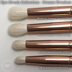 C04 - Medium Crease Brush