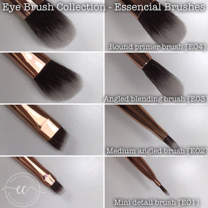 E02 - Medium Angled Brush
