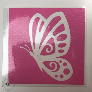 Butterfly - Individual Swatch - Makeup Stencil