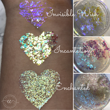 Invisible Wish - Glitter Gel - 5gr Jar