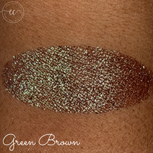 Green Brown - Eyeshadow