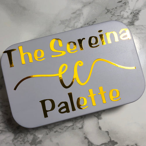 The Sereina Palette - 06 Eyeshadow Collection