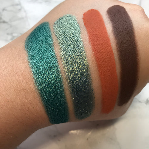 Amaranthine QUAD - 04 Eyeshadows - Eternal Collection