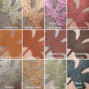 Falling Leaves Palette - 12 Eyeshadow Collection