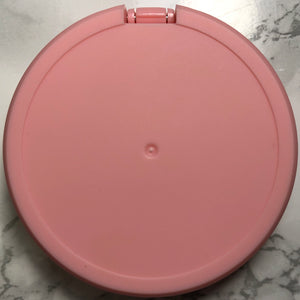 57 mm Pink Compact (Empty)