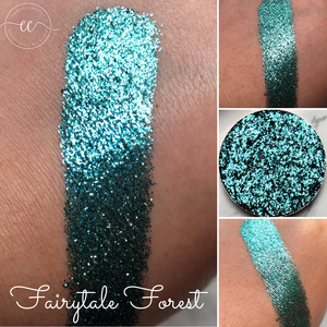 Fairytale Forest - Pressed Glitter