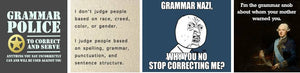 """Hate"" English Grammar? Here Are Four Reasons Why You Might."