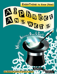 Alphabet Answers Teach the Alphabet