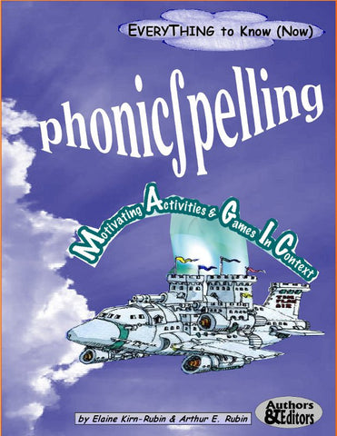 Spelling and Phonics Resources for educators of Pronunciation of English