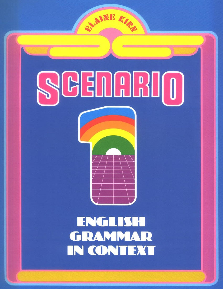 D-00.001 Scenario Book ONE: English Grammar in Context (Original Version)