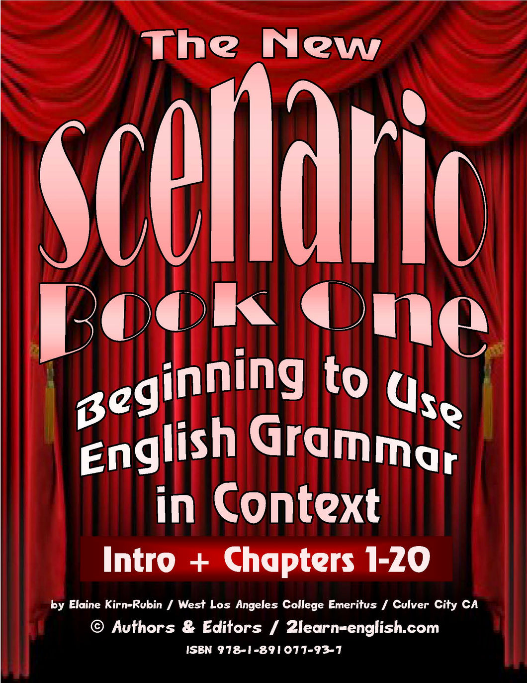 D. Scenario Book One: Beginning to Use English Grammar in Context