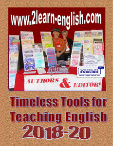 CATALOG OF TEACHING - LEARNING TOOLS
