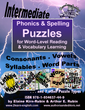 Spelling & Phonics Puzzles <br/> Level 3 = Intermediate <br/>