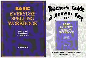 Spelling (WORKTEXT+TEACHER'S GUIDE)- Basic Workbook, <br/> Patterns & Principles of English Spelling