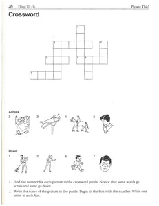 C-3.4 Do 21 More Elementary Puzzles in 3 Other Basic Meaning Categories