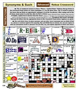 C-05.11 Use Motivating Vocabulary Puzzles as Tools to Teach & Learn Vocabulary.