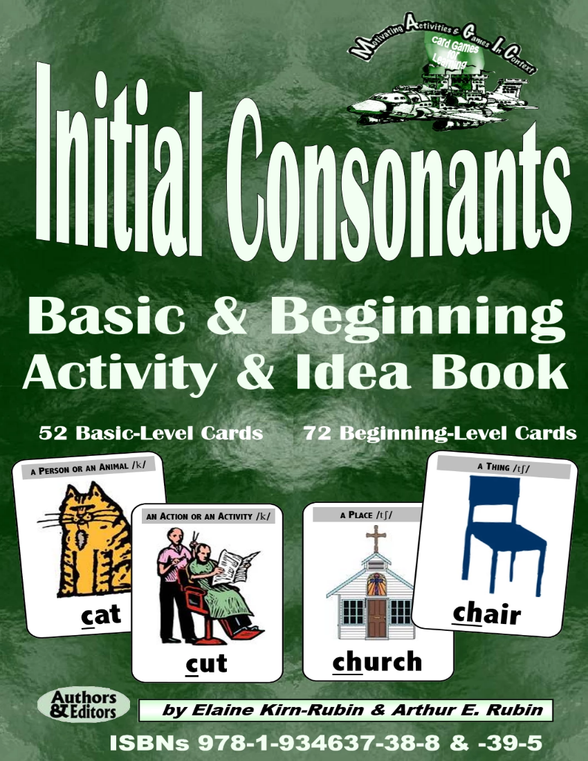 B-02.2 Get Reasoning and Instructions for Use of Initial-Consonant Cards, Basic & Beginning