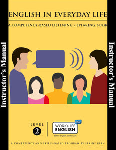 G.2.LS.T Work/Life English - Listening and Speaking - Level 2 - Teacher