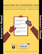 English in Everyday Life - Reading and Writing - Level 2 - Teacher