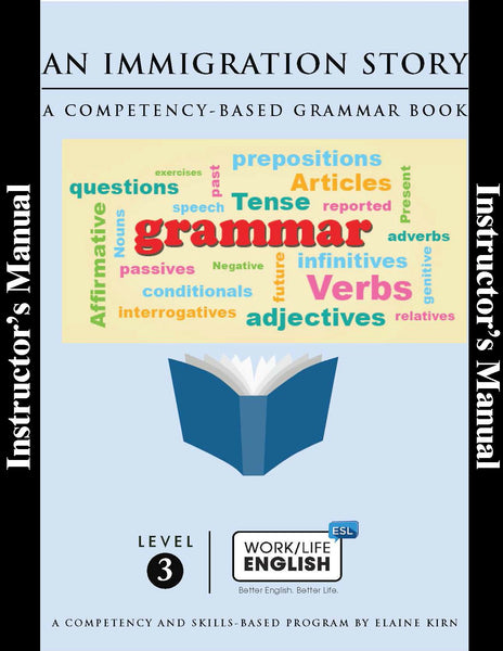 Grammar<br/>Work/Life English Level 3 Instructor's Annotated Edition