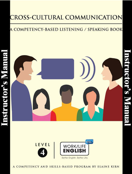 Listening / Speaking - <br/>Level 4 - Teacher