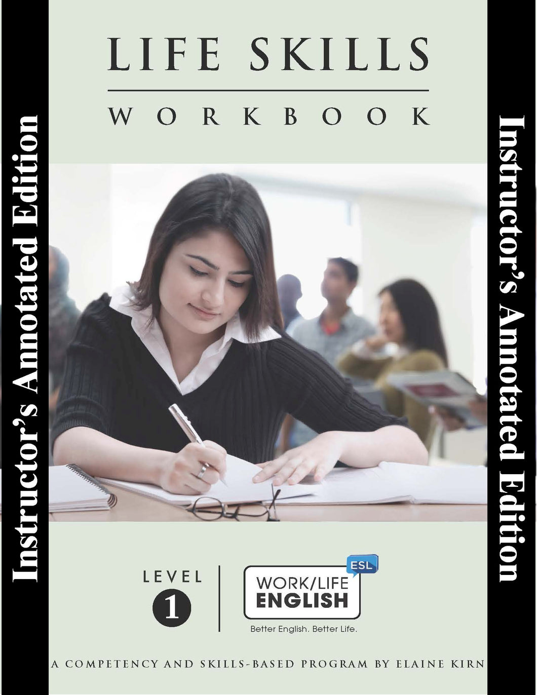 Grammar Work/Life English Level 6 Instructor's Annotated Edition