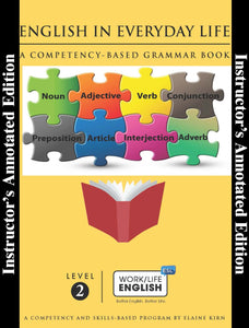 Grammar<br/>Work/Life English Level 2 Instructor's Annotated Edition