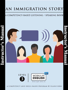 G.3.LS.T Work/Life English - Listening and Speaking - Level 3 - Teacher